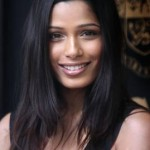 Freida Pinto Unveils Liberty's New Look